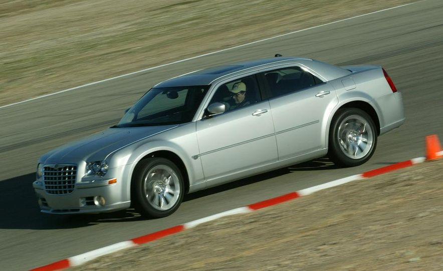 2008 Chrysler 300C SRT8 - Slide 13