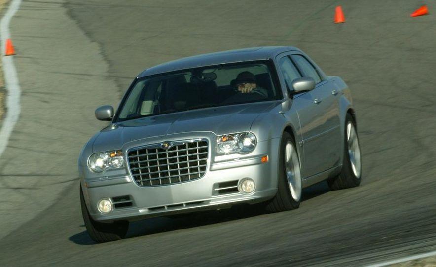 2008 Chrysler 300C SRT8 - Slide 14