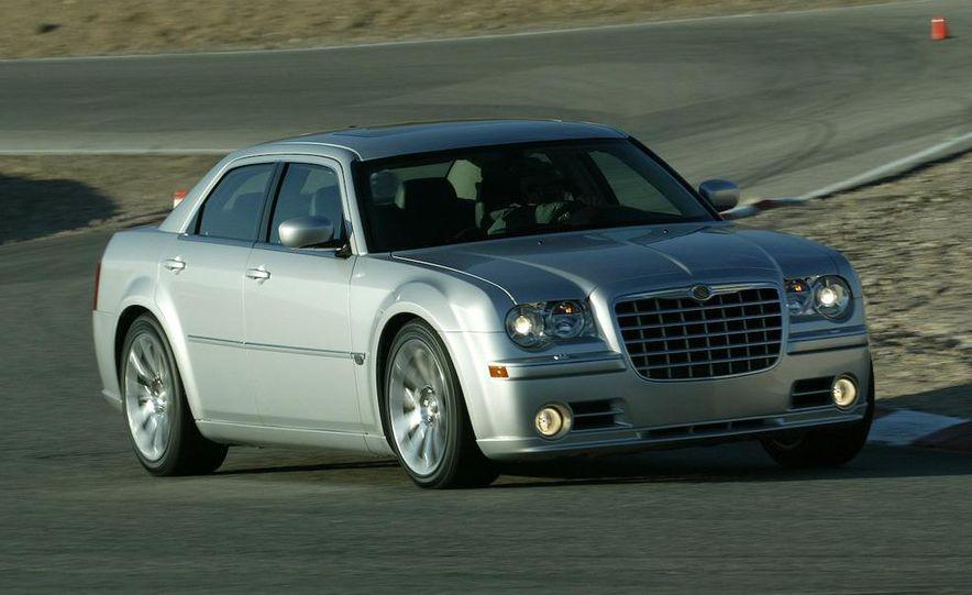 2008 Chrysler 300C SRT8 - Slide 15