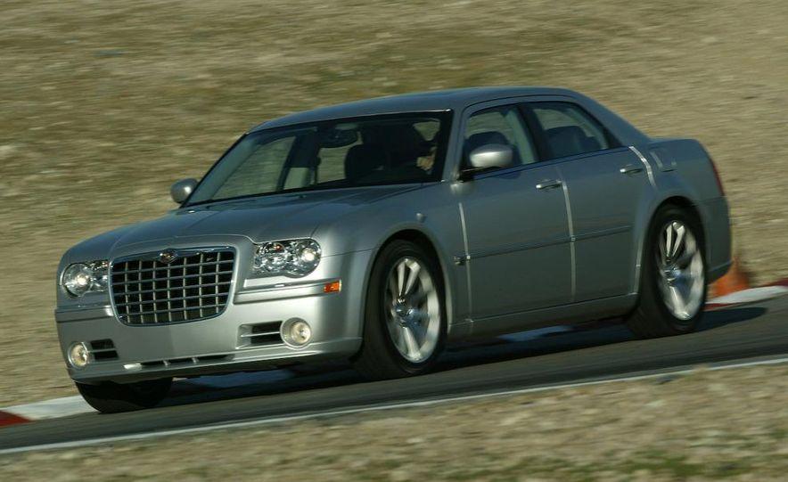 2008 Chrysler 300C SRT8 - Slide 16