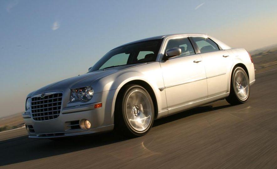 2008 Chrysler 300C SRT8 - Slide 17