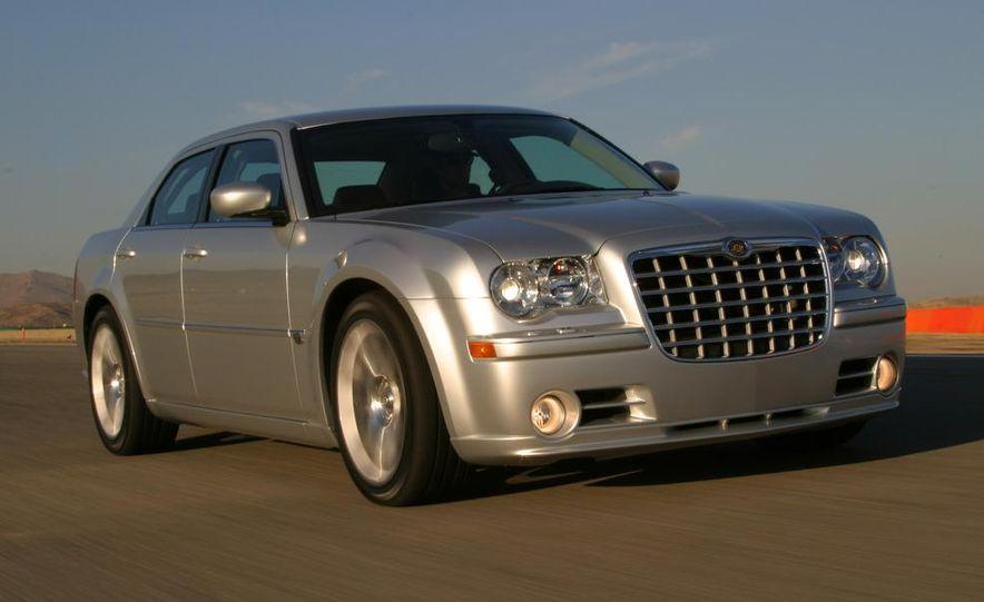 2008 Chrysler 300C SRT8 - Slide 18