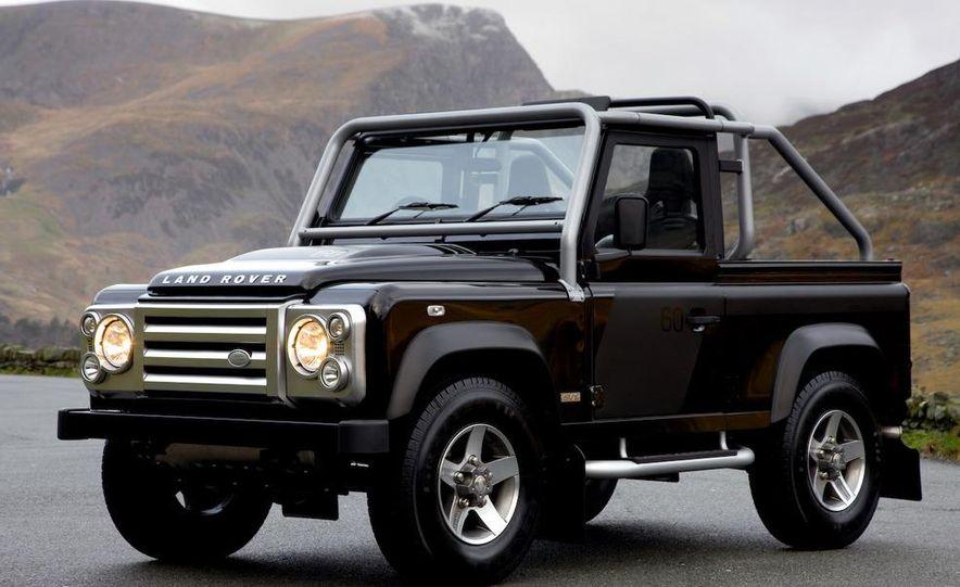 2009 Land Rover Defender SVX Special Edition - Slide 1