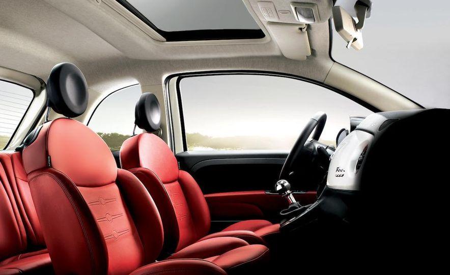 2009 Fiat 500 Abarth - Slide 48