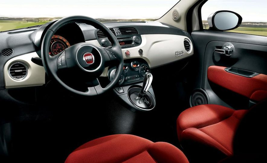 2009 Fiat 500 Abarth - Slide 47