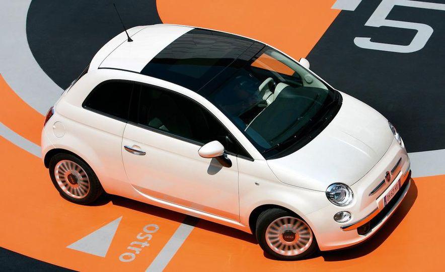 2009 Fiat 500 Abarth - Slide 37