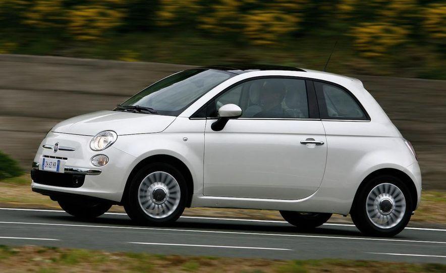2009 Fiat 500 Abarth - Slide 34