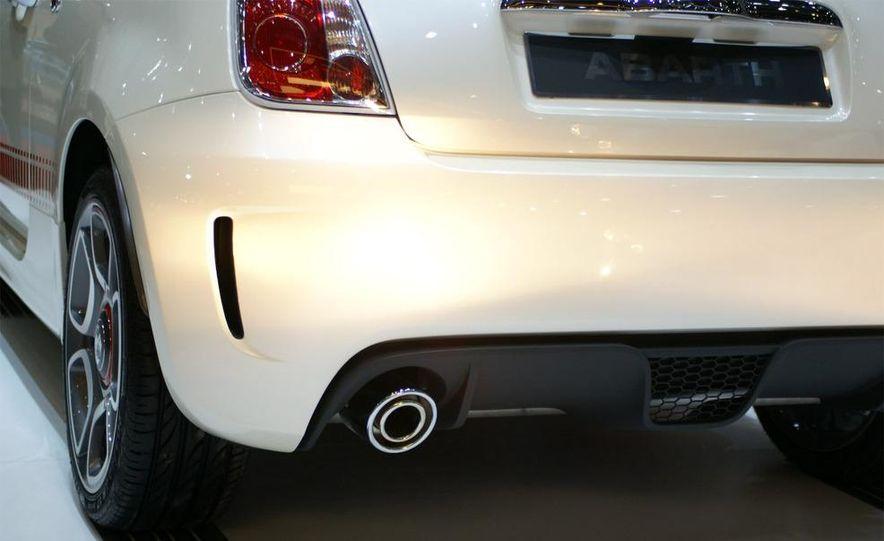 2009 Fiat 500 Abarth - Slide 5