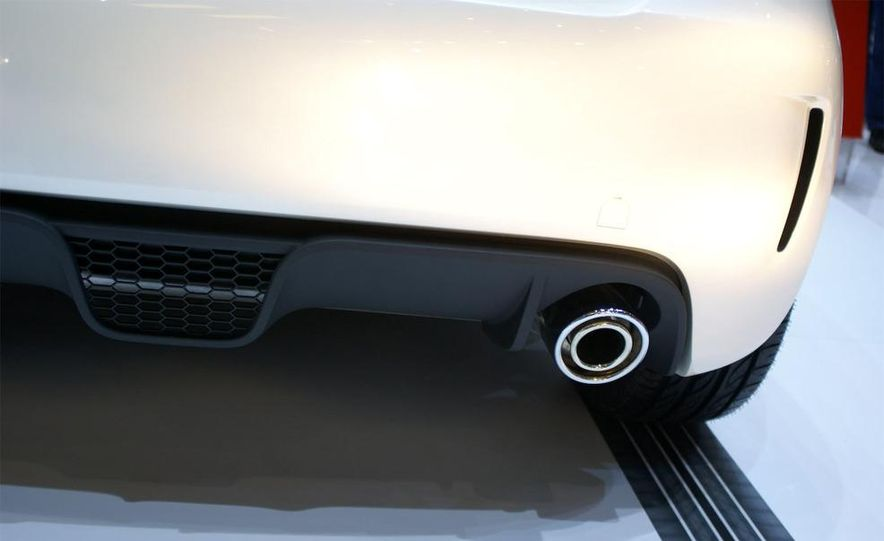 2009 Fiat 500 Abarth - Slide 14