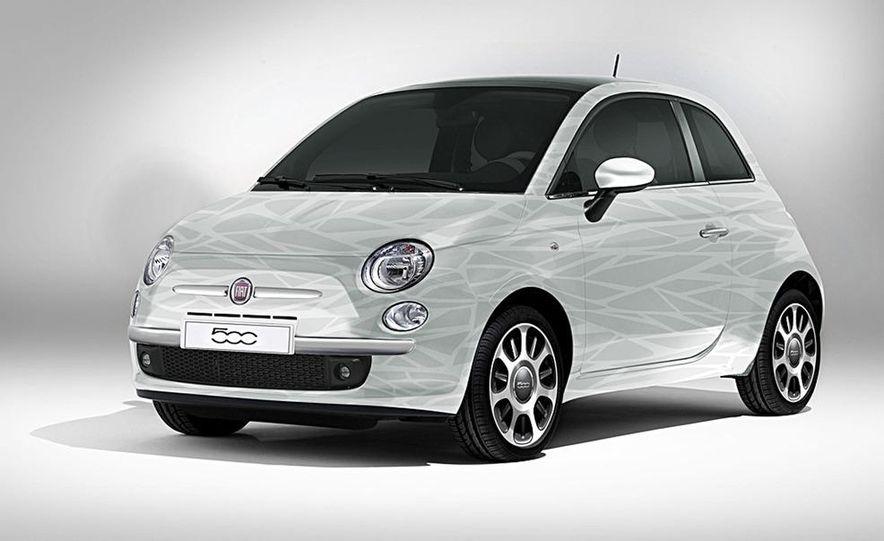 2009 Fiat 500 Abarth - Slide 39