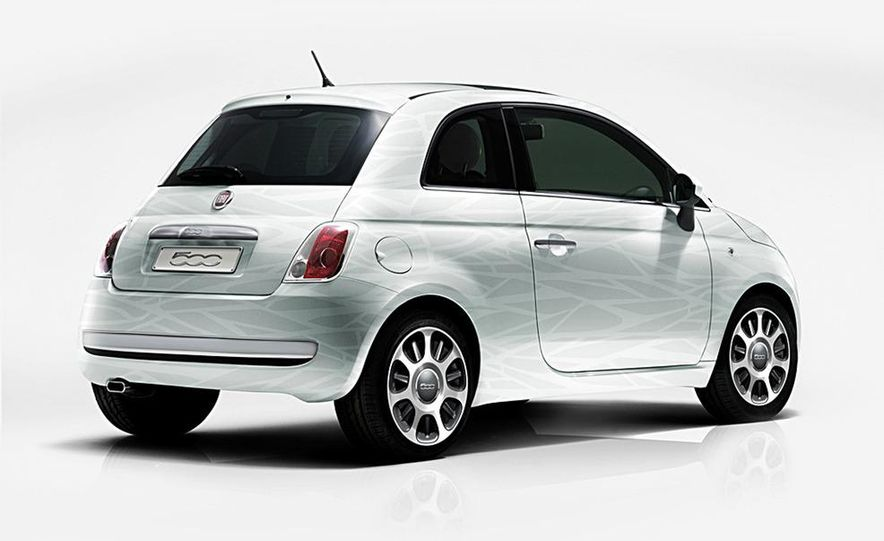 2009 Fiat 500 Abarth - Slide 40
