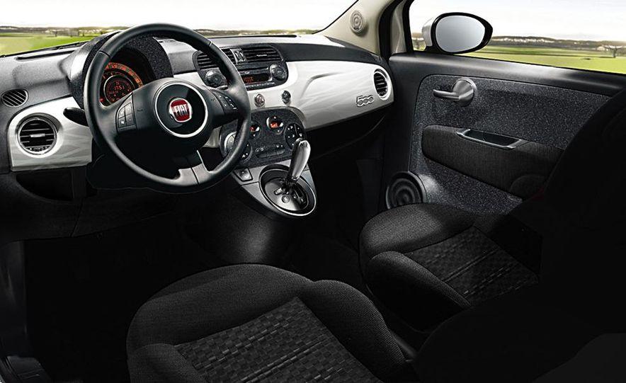 2009 Fiat 500 Abarth - Slide 46
