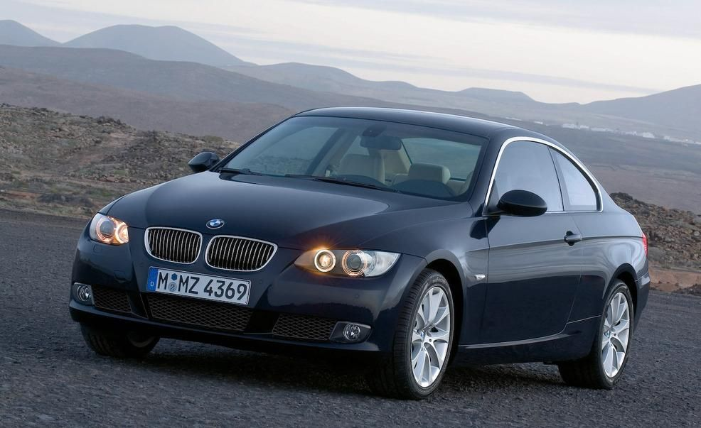 2008 BMW 3 series coupe Pictures | Photo Gallery | Car and Driver
