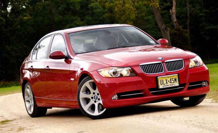 2008 BMW 3-series coupe - Slide 8
