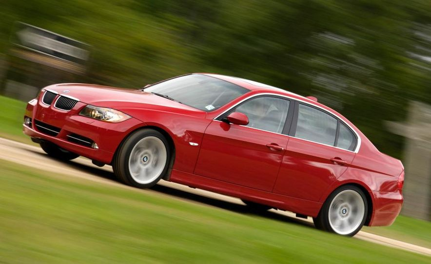 2008 BMW 3-series coupe - Slide 11