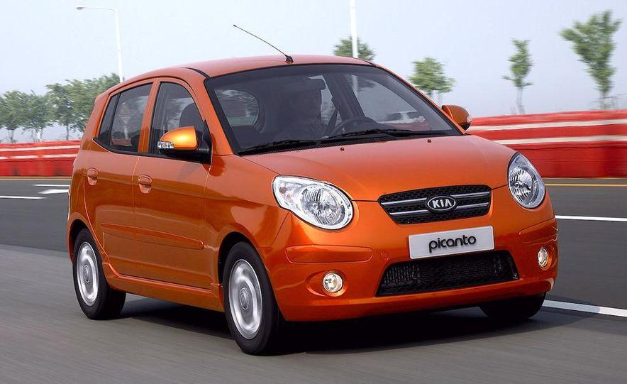 2008 Kia Picanto - Slide 10