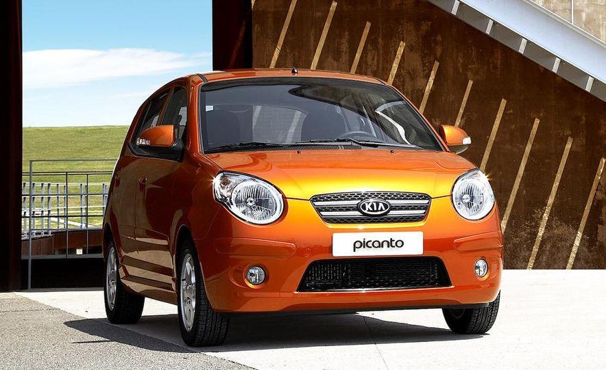2008 Kia Picanto - Slide 5