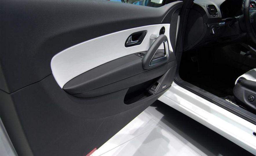 2009 Volkswagen Scirocco - Slide 13
