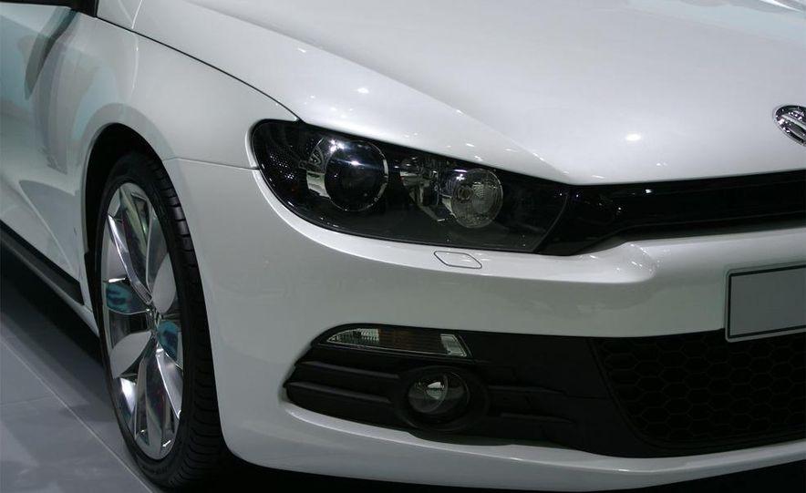2009 Volkswagen Scirocco - Slide 7