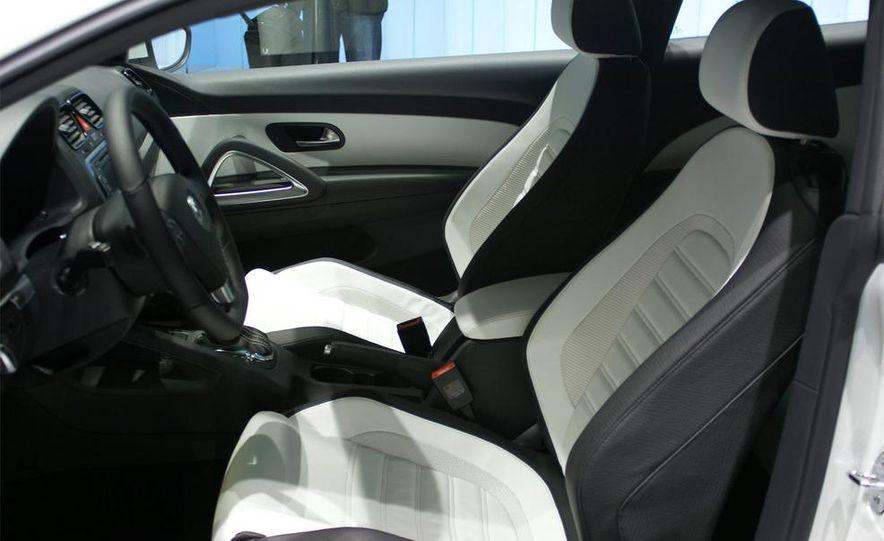 2009 Volkswagen Scirocco - Slide 12