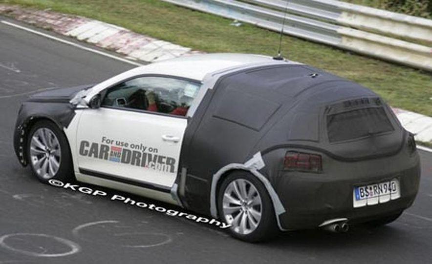 2009 Volkswagen Scirocco - Slide 23