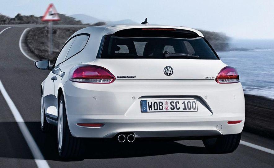 2009 Volkswagen Scirocco - Slide 29