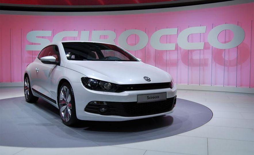 2009 Volkswagen Scirocco - Slide 10