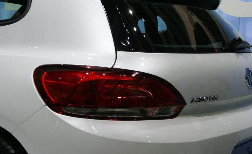 2009 Volkswagen Scirocco - Slide 8