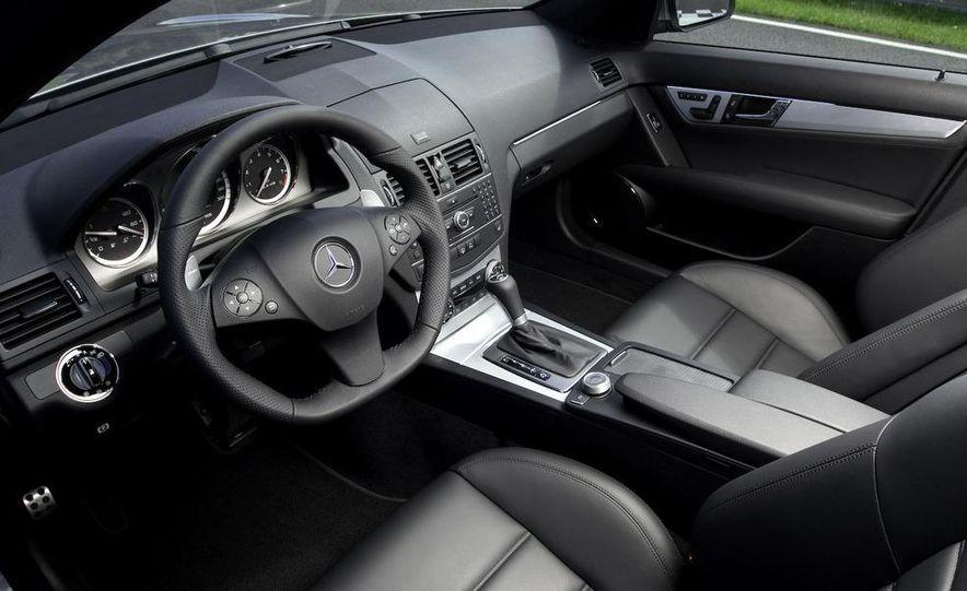 2008 Mercedes-Benz C63 AMG - Slide 14