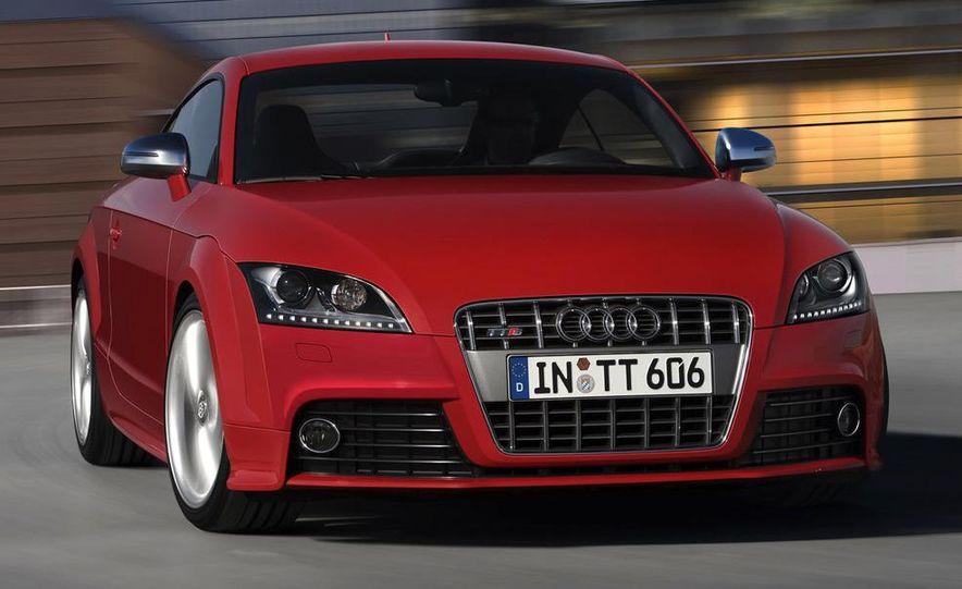 2009 Audi TT 2.0 TDI Quattro - Slide 7