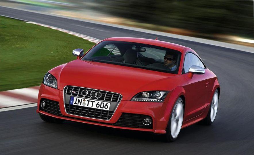 2009 Audi TT 2.0 TDI Quattro - Slide 9