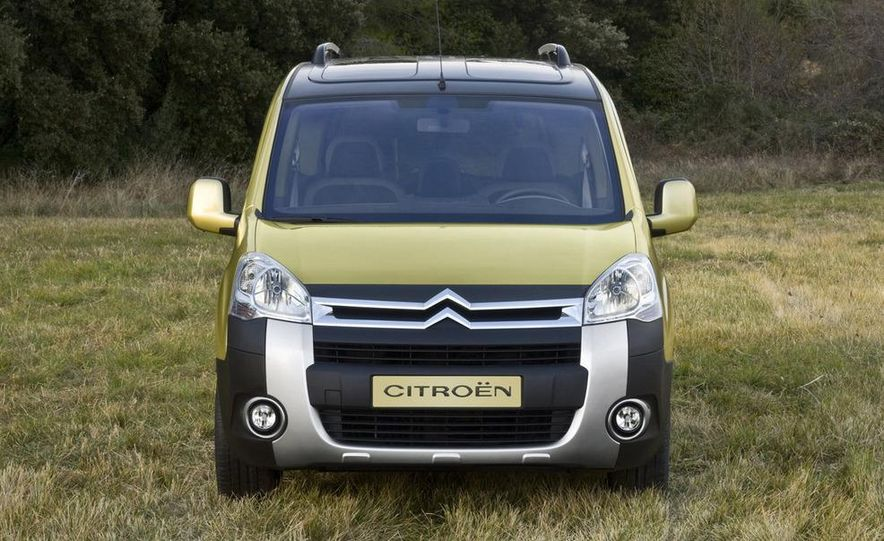 2009 Citroen Berlingo - Slide 1