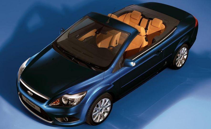 2009 Ford Focus Coupe-Cabriolet - Slide 7