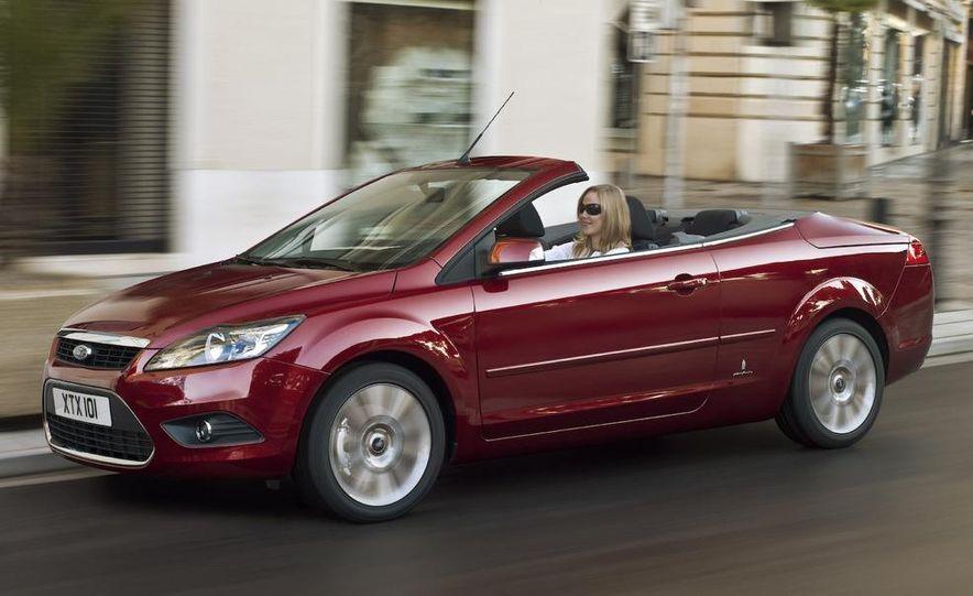 2009 Ford Focus Coupe-Cabriolet - Slide 5