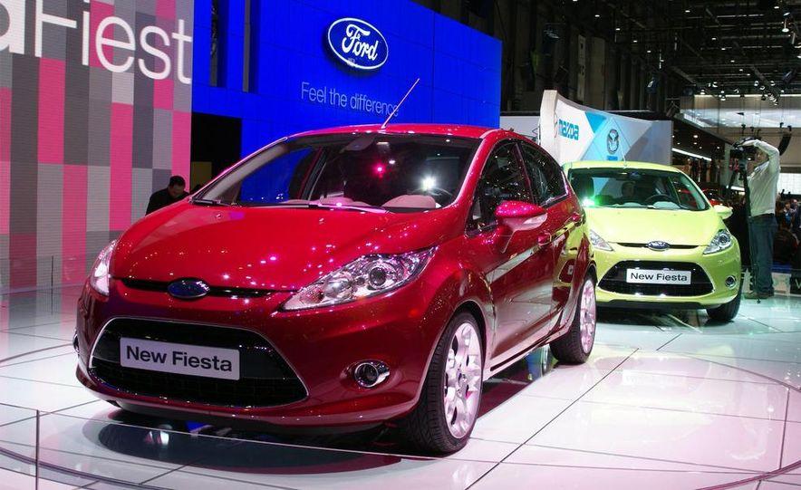 2009 Ford Fiesta 5- and 3-door - Slide 1
