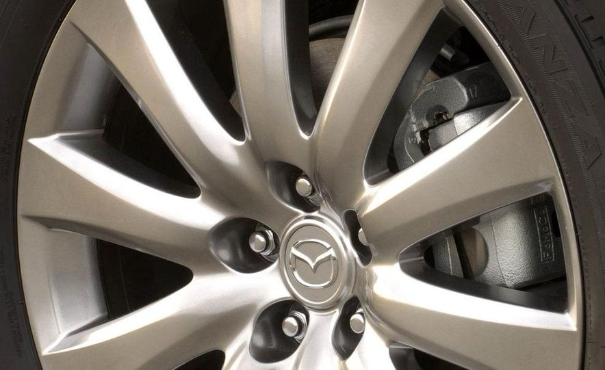 2008 Mazda CX-9 wheel - Slide 1