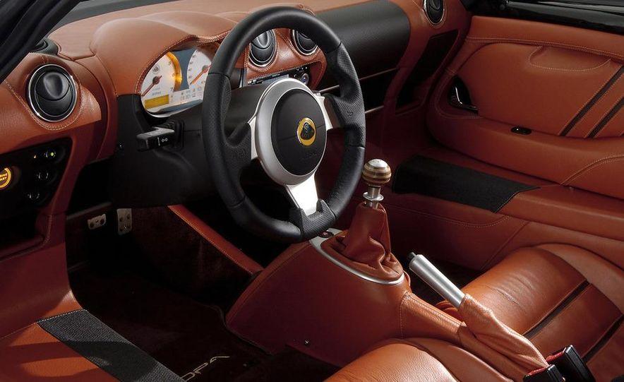 2008 Lotus Europa SE - Slide 9