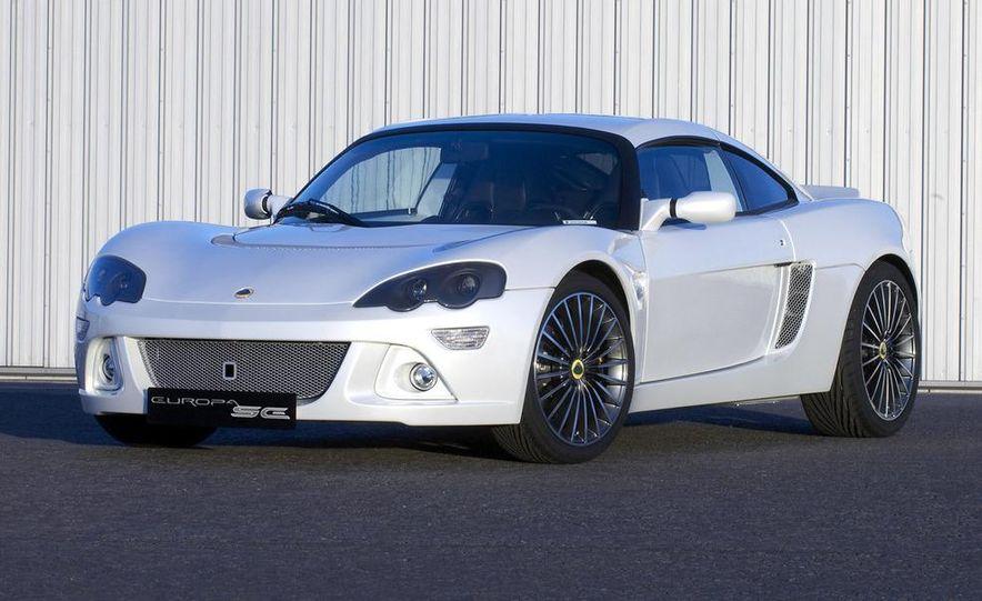 2008 Lotus Europa SE - Slide 1