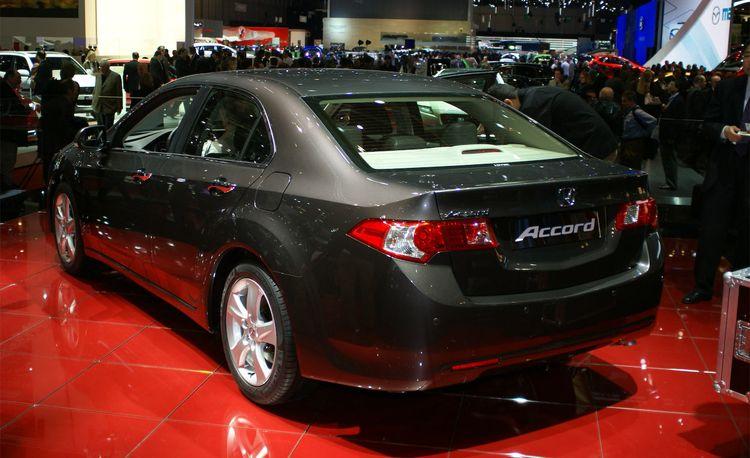 2009 Acura TSX/European Honda Accord
