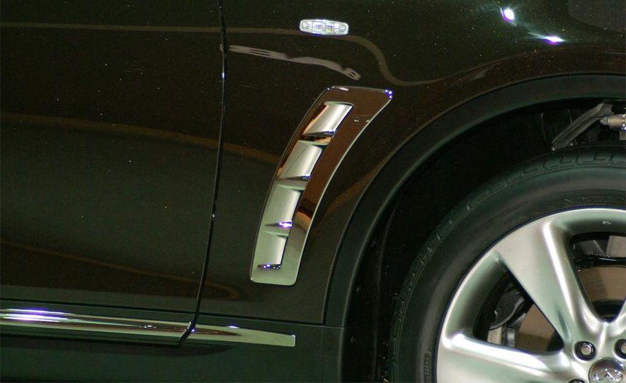 2009 Infiniti FX50 - Slide 44