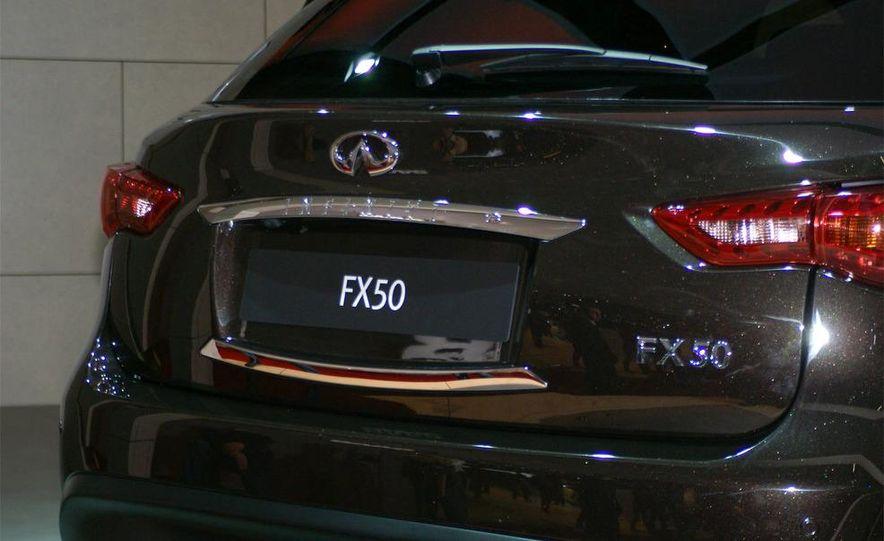 2009 Infiniti FX50 - Slide 39