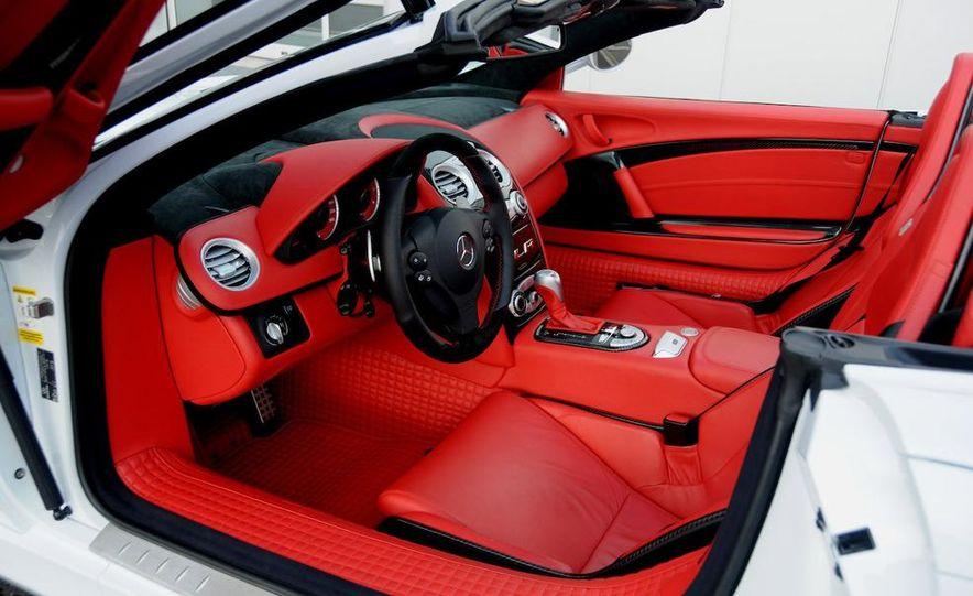 2008 Brabus SLR McLaren Roadster - Slide 13