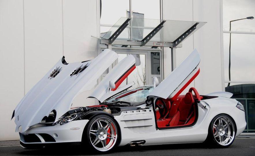 2008 Brabus SLR McLaren Roadster - Slide 5