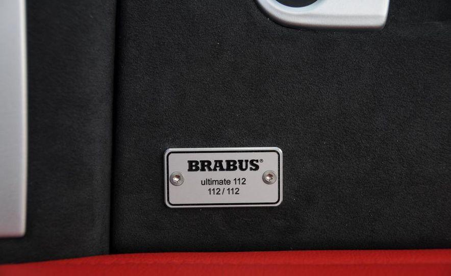 2008 Brabus SLR McLaren Roadster - Slide 26