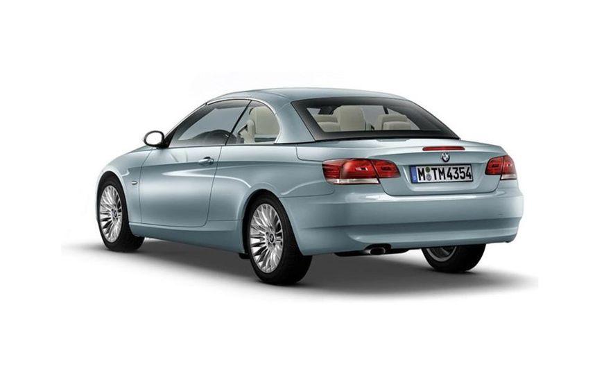 2009 BMW 320d convertible - Slide 10