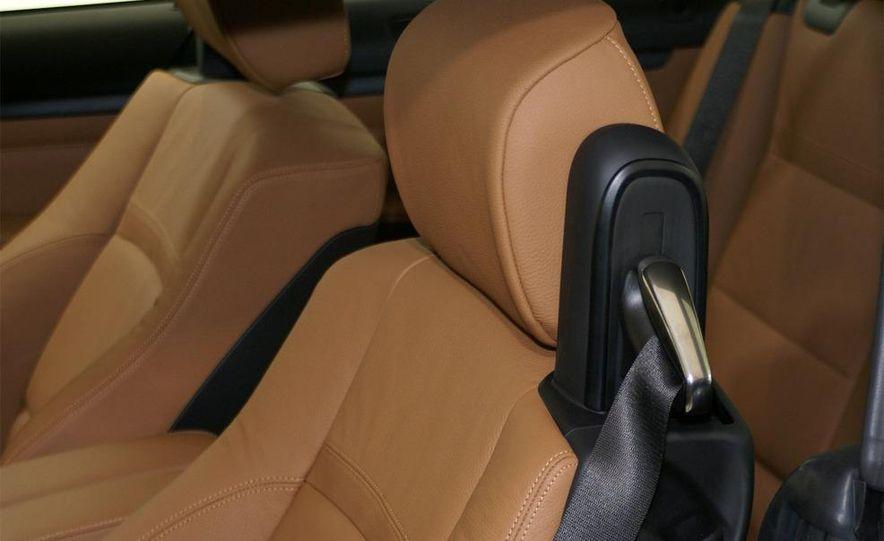 2009 BMW 320d convertible - Slide 9