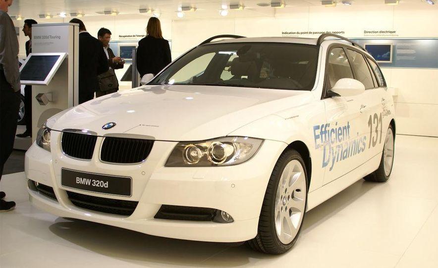 2009 BMW 320d convertible - Slide 3