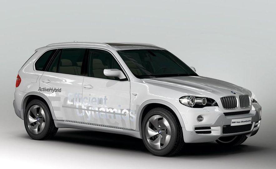 BMW X5 Vision Diesel hybrid concept - Slide 5