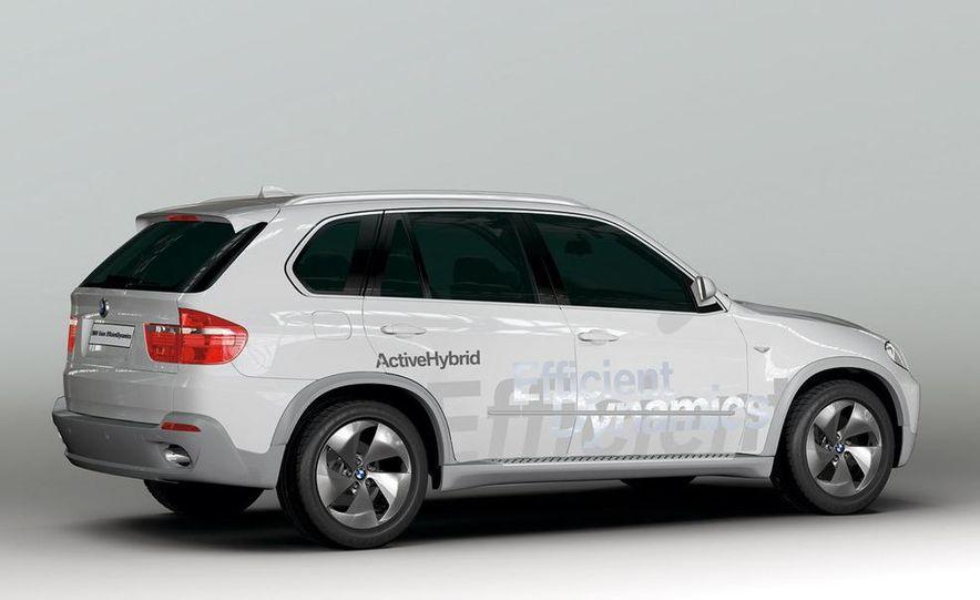 BMW X5 Vision Diesel hybrid concept - Slide 9