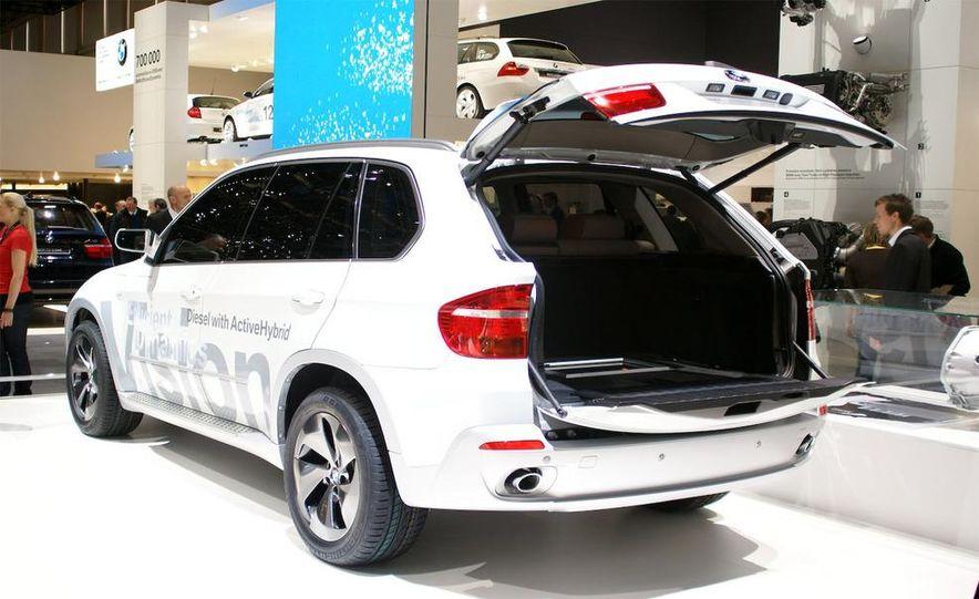 BMW X5 Vision Diesel hybrid concept - Slide 2